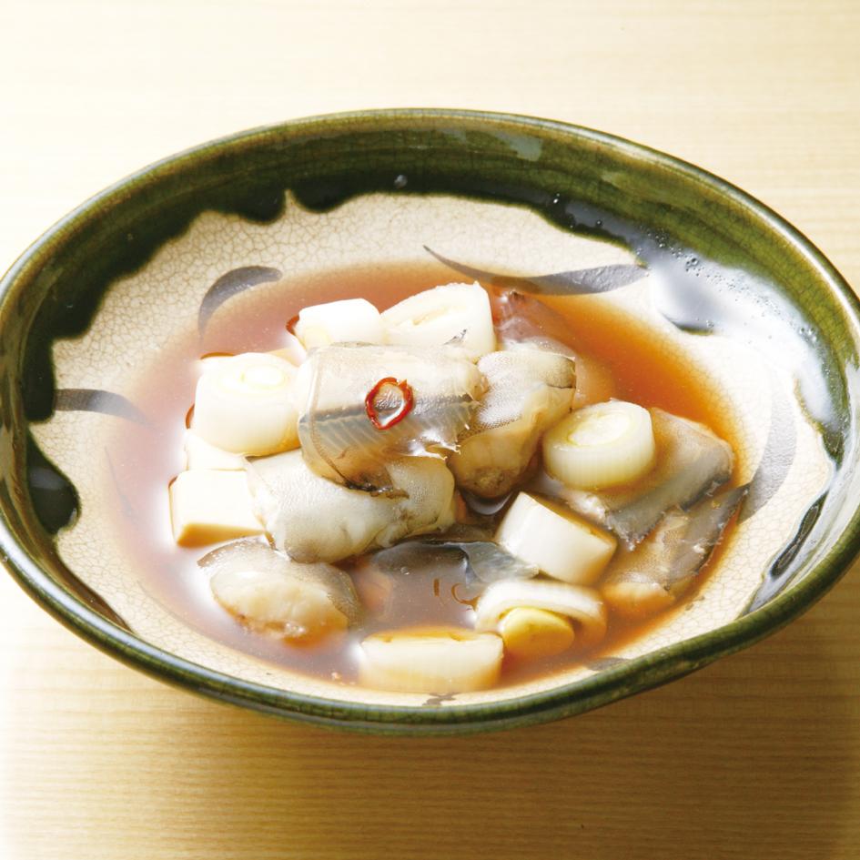 ゲンゲの醤油煮